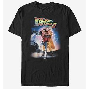 BACK TO THE FUTURE 2 POSTER TEE